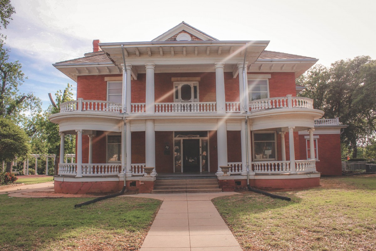 Kell House Museum building