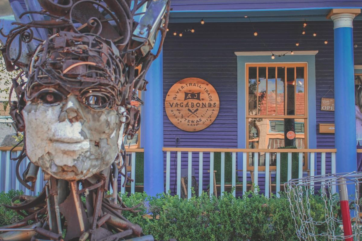 Vagabond Trail Store In Dallas