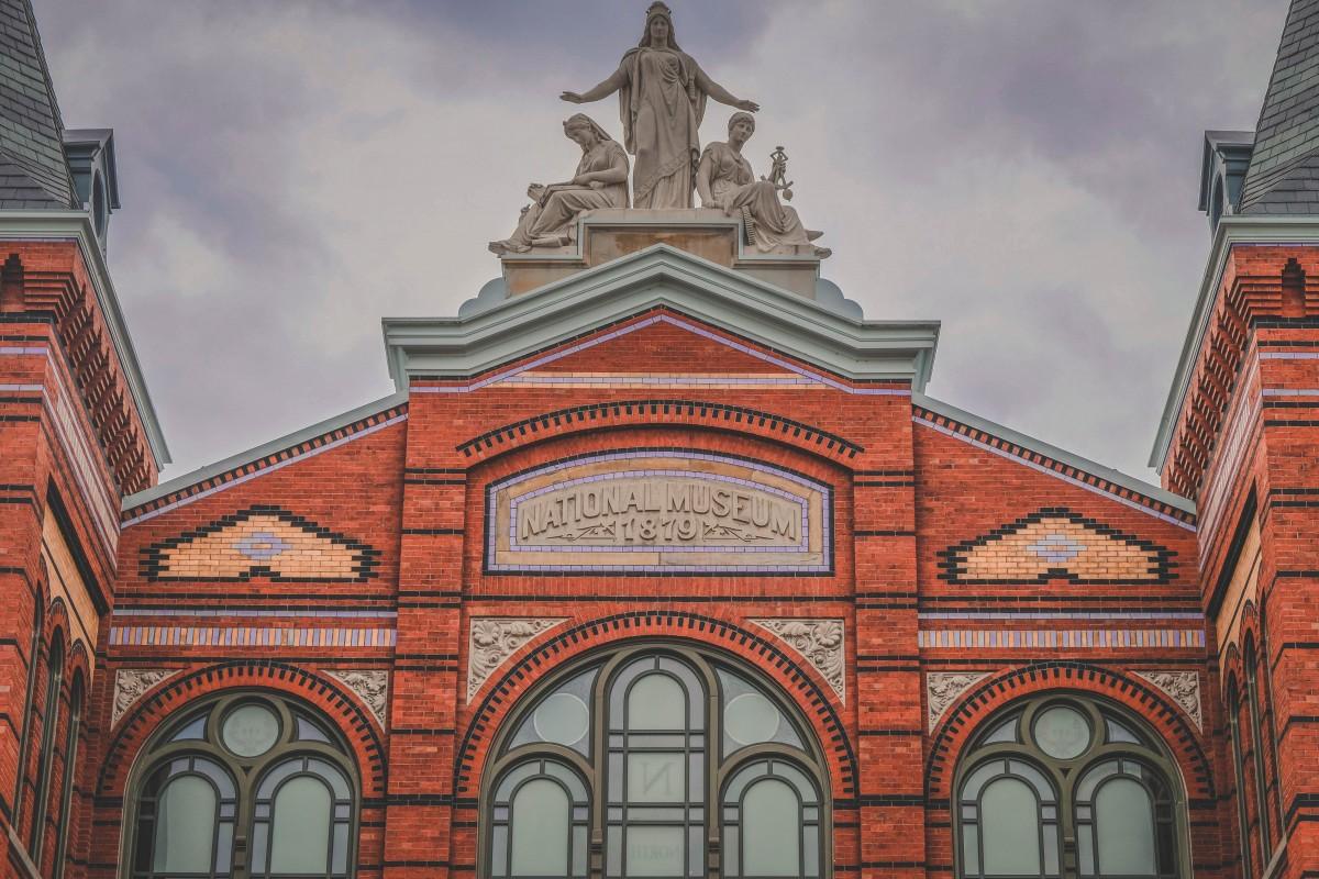 Smithsonian postal museum