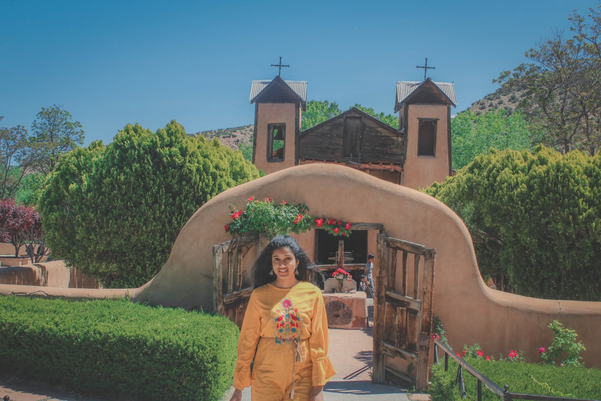 Visiting Chimayo on one of my day trips from Santa Fe