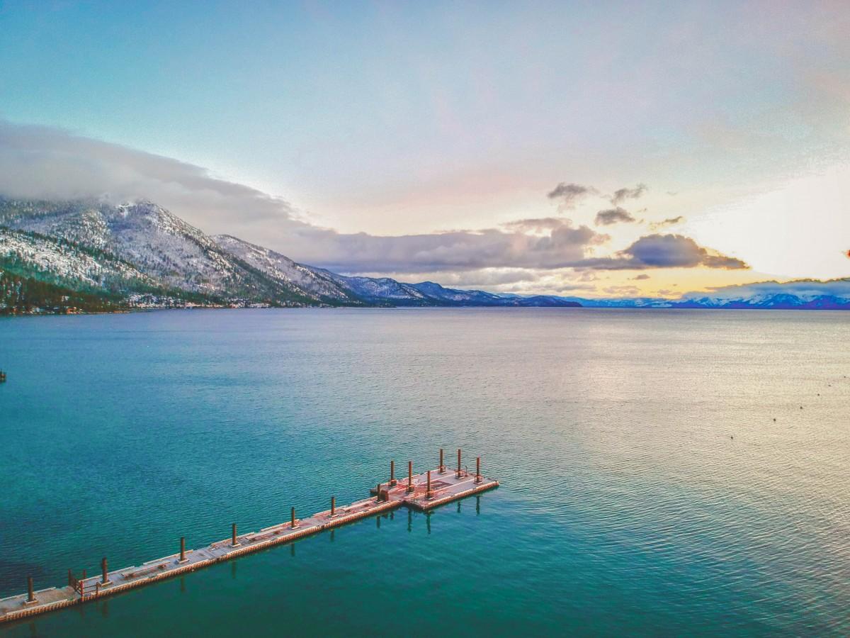 Places To Kayak Lake Tahoe Photo