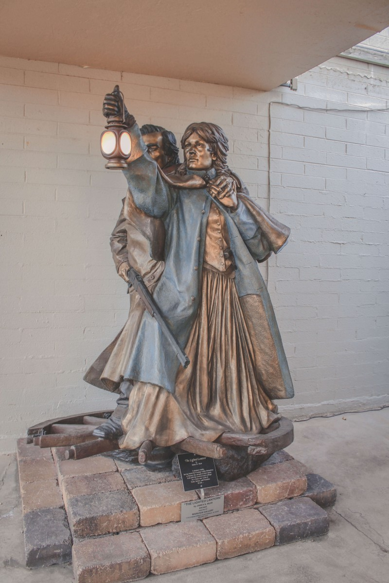Arts District In Old Town Scottsdale