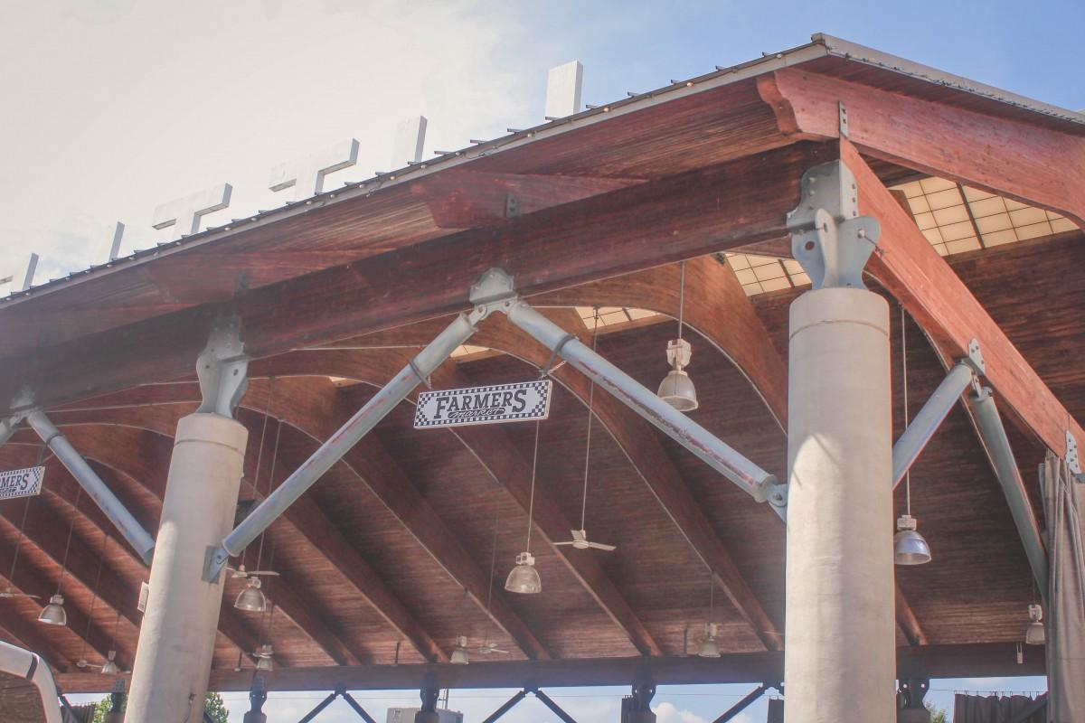 Farmer's Market in Little Rock