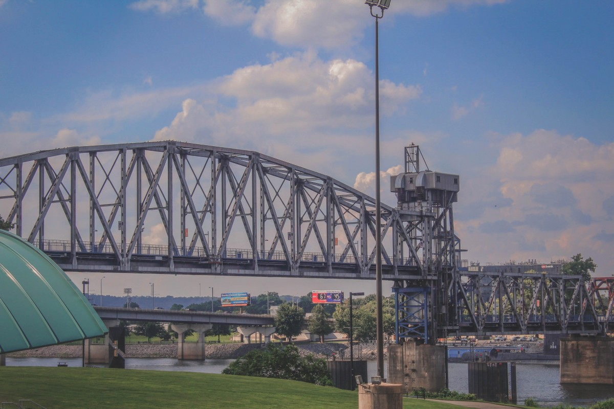 Junction Bridge is one of the top things to do in Little Rock