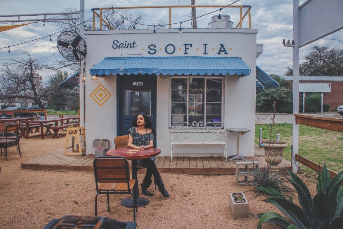 Places to eat in Fort Worth Saint Sofia for churros