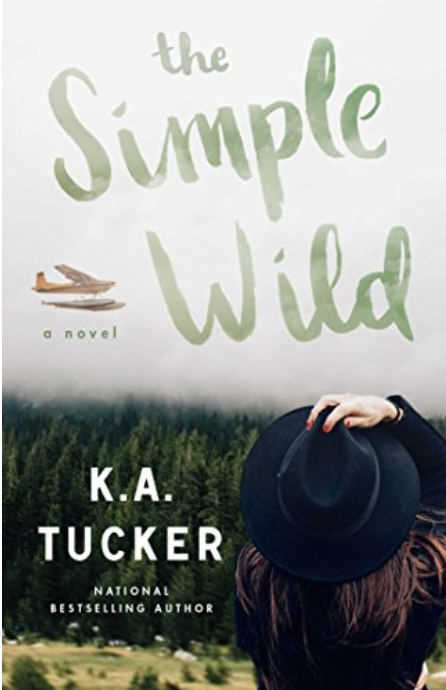 the Simple Wild cover