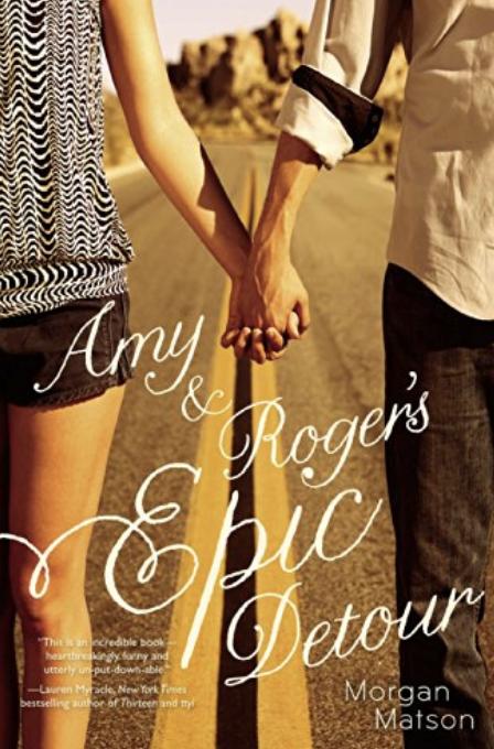 Amy & Roger's epic detour cover