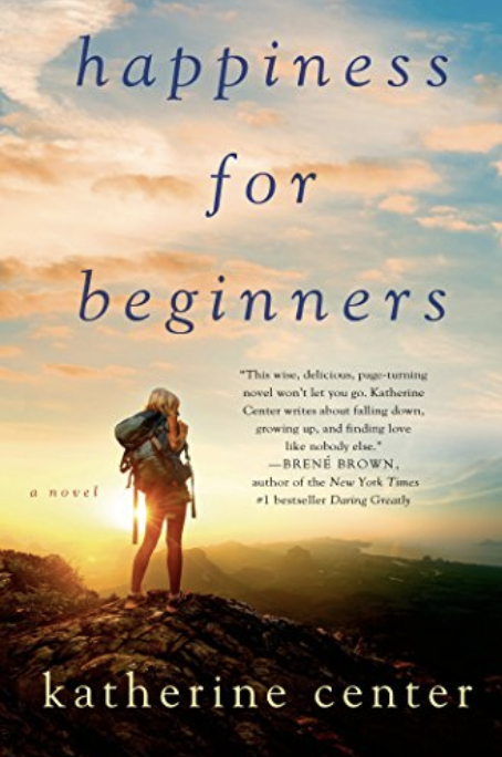 travel romance books: happiness for beginners