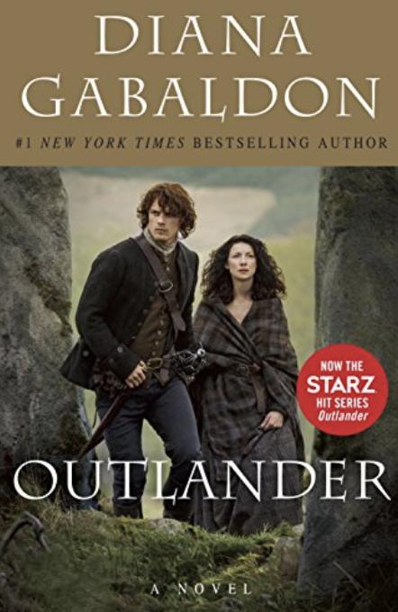 outlander movie tie-in cover