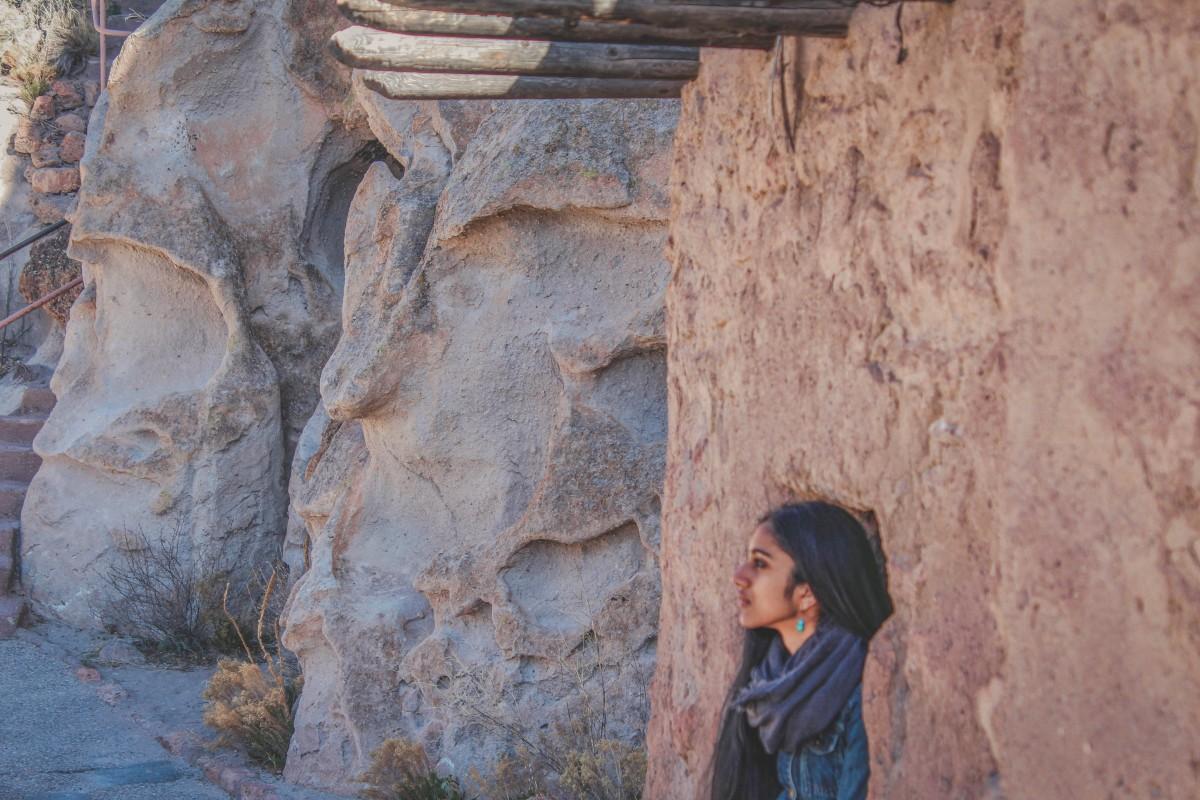 visiting Santa Fe via my blog while I was still a student