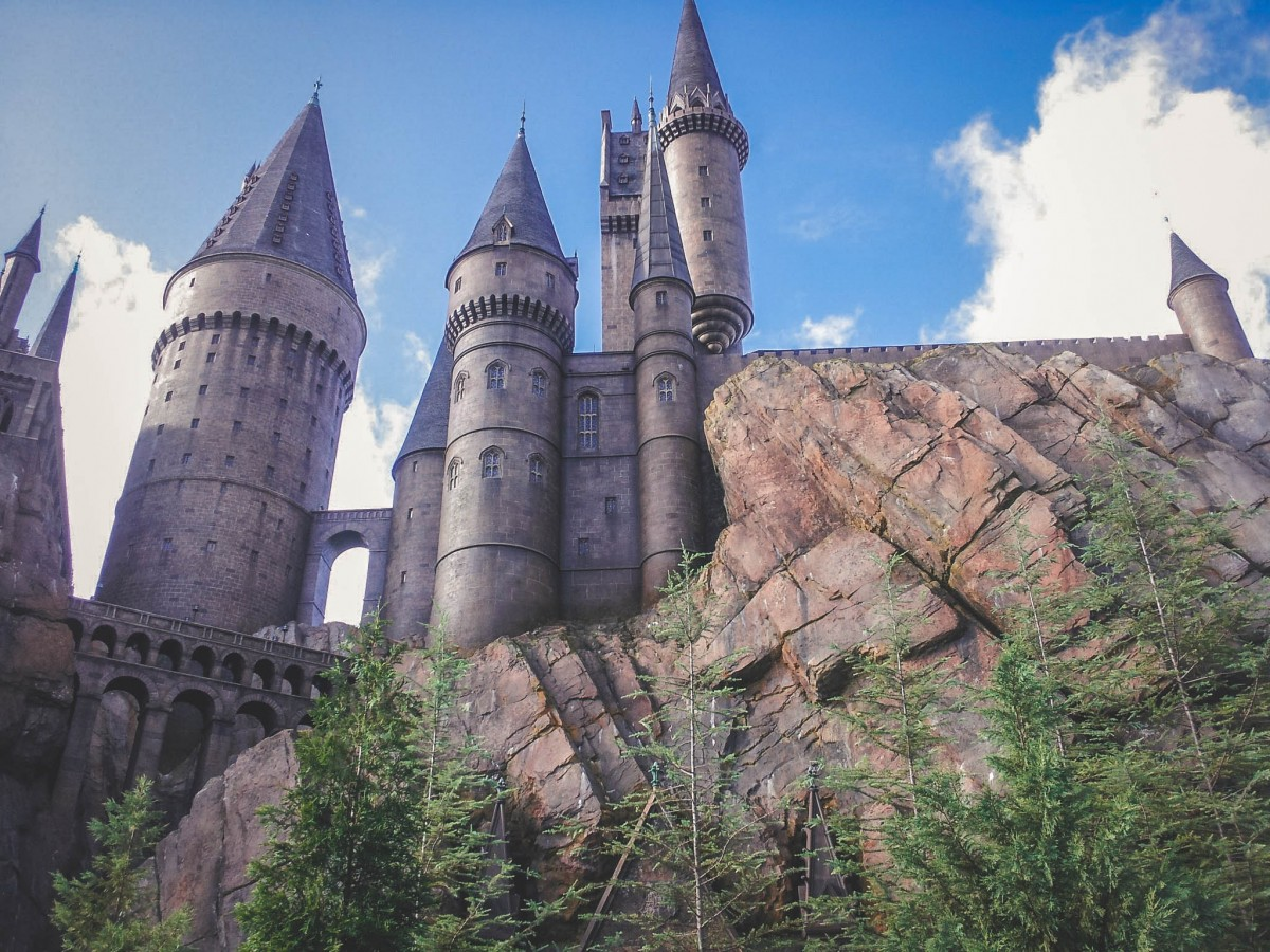 Visiting Hogsmeade in Universal Studios on a budget