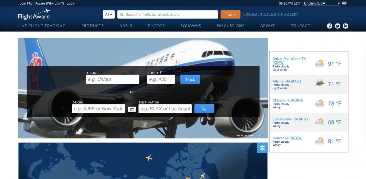 Flight tips: How do I track my flight?