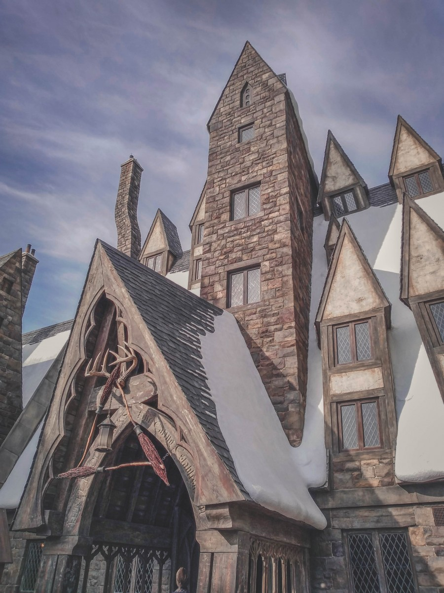 Why Three Broomsticks is one of the best places to eat if you're visiting Universal Studios on a budget