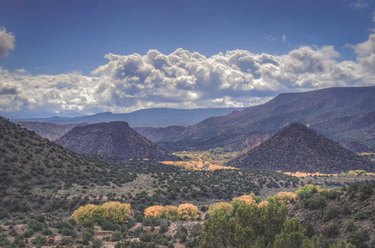 Day Trips From Albuquerque: Low Road View