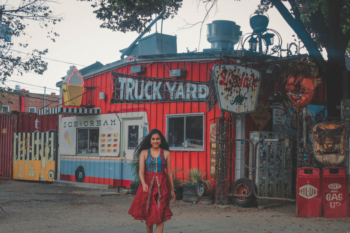 Photo of the Truck Yard in Lower Greenville in Dallas