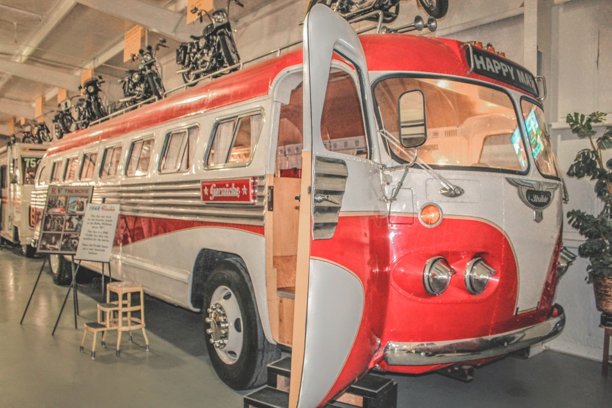 Things To Do In Amarillo, Texas: RV movie RV
