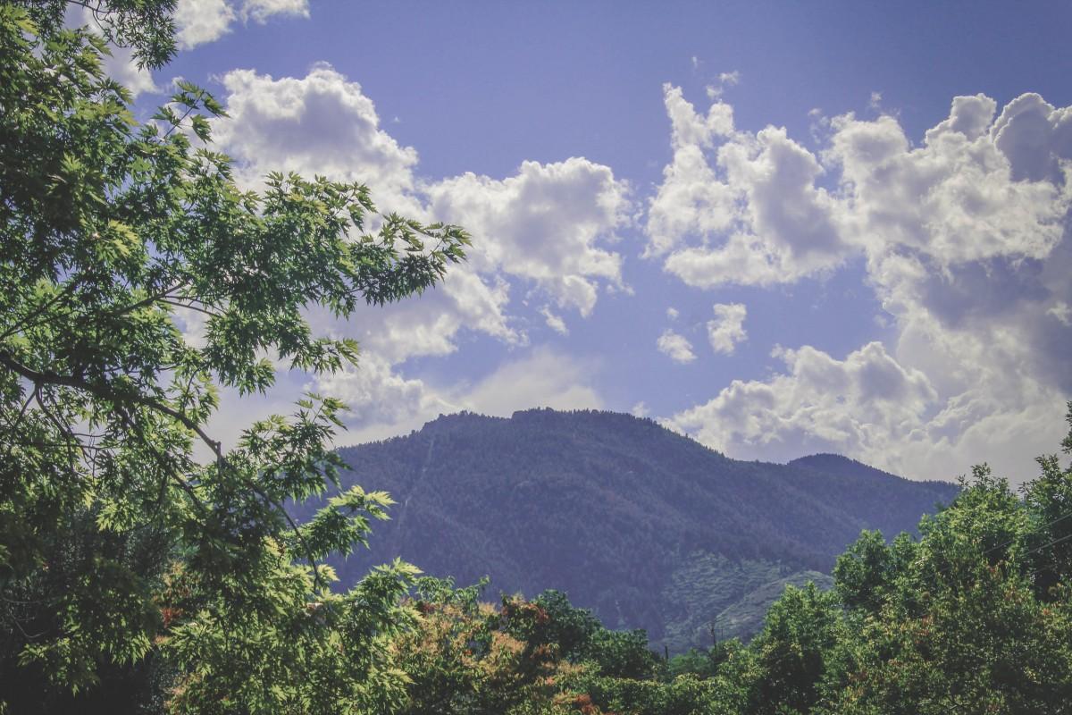 Manitou Springs Travel Guide Mountain Photo