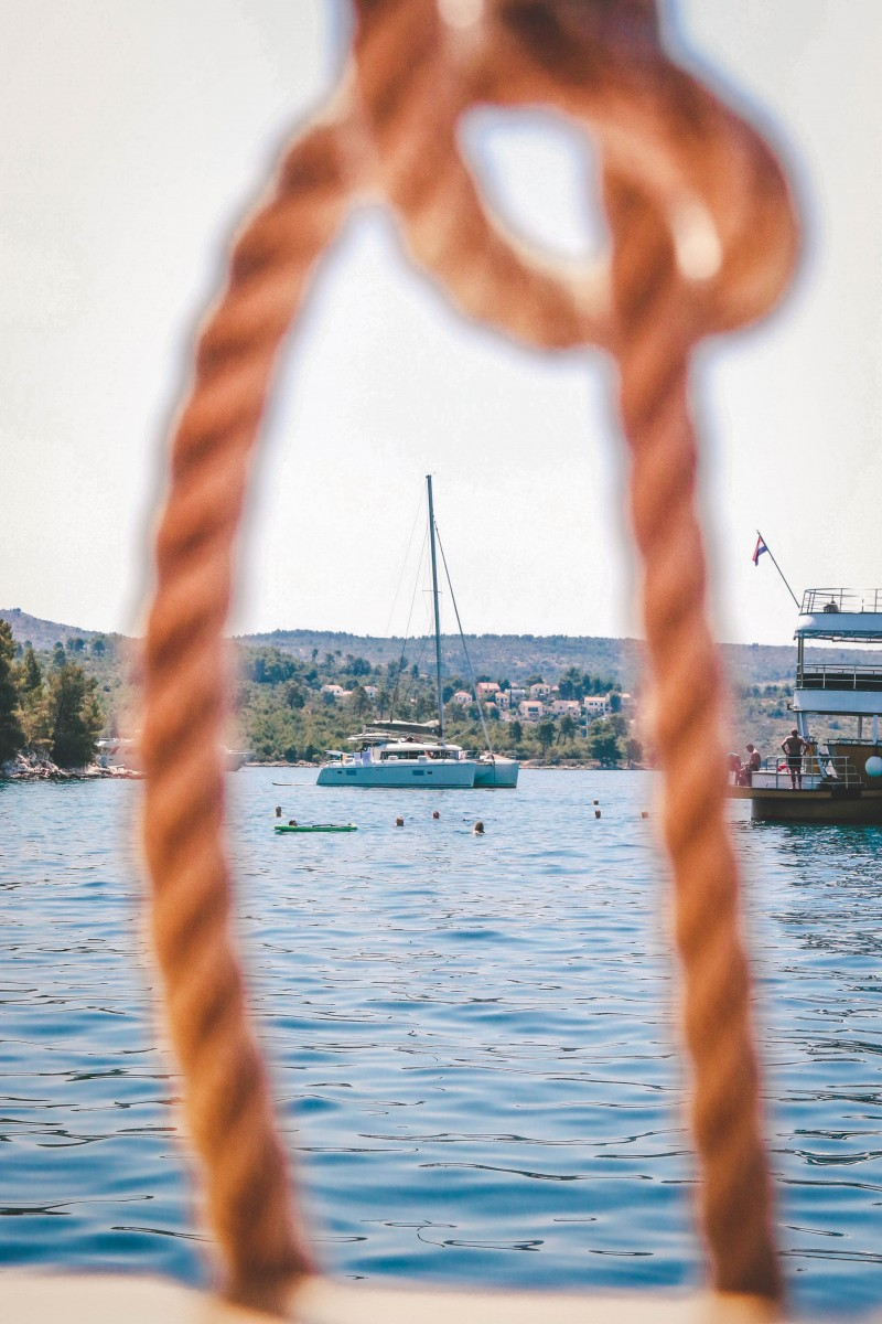 Party cities - Split, Croatia party sailing boat