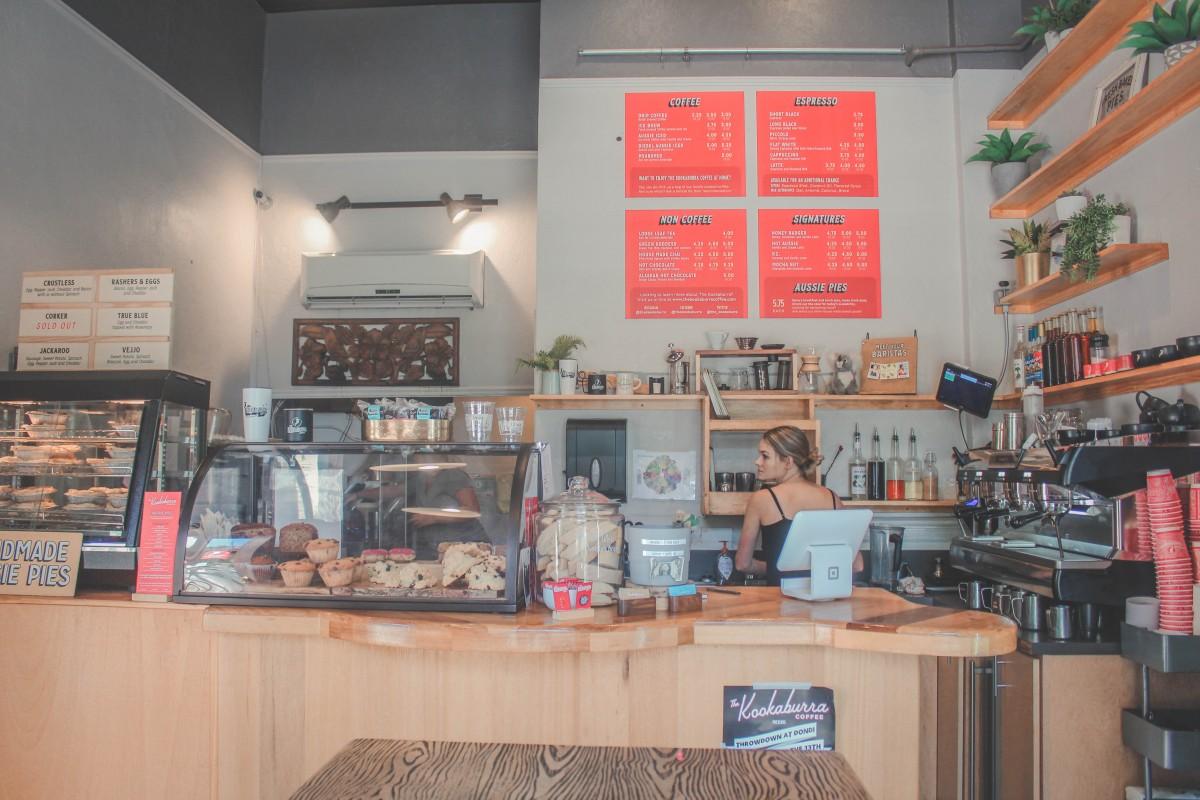 Coffee Shops In St. Augustine: Kookburra