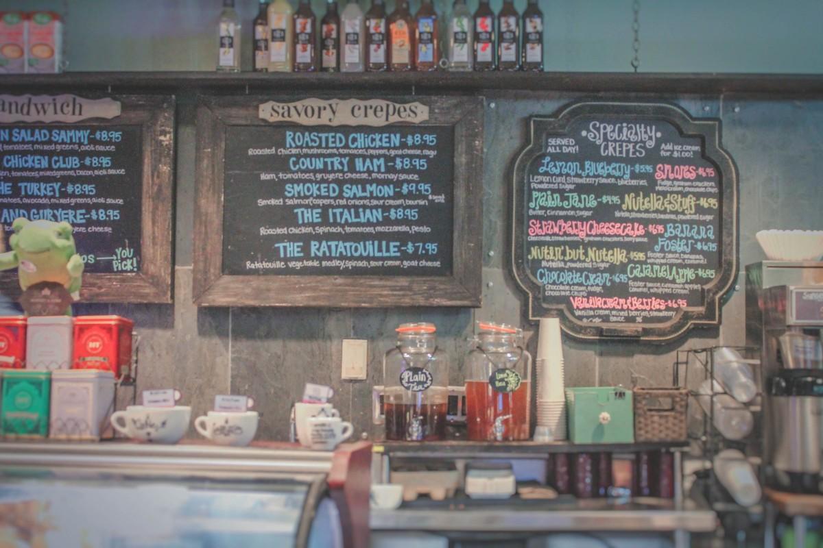 Frogg Cafe in Allen, Texas