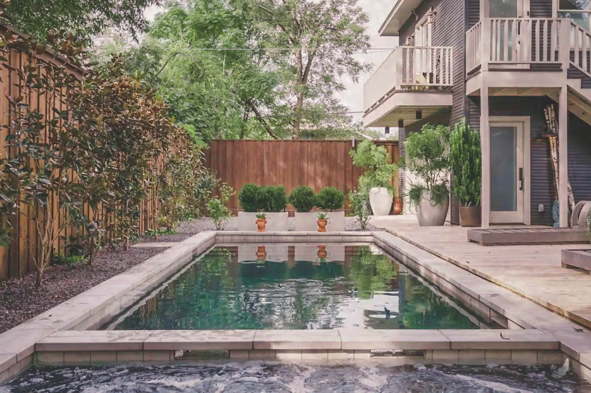 Highstyle Home in Dallas - photo via Airbnb
