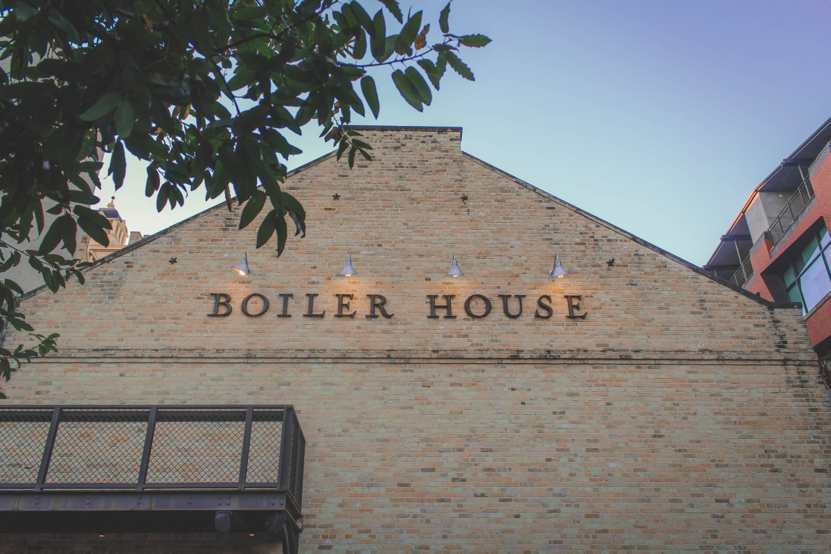 Boiler House in San Antonio's Pearl District