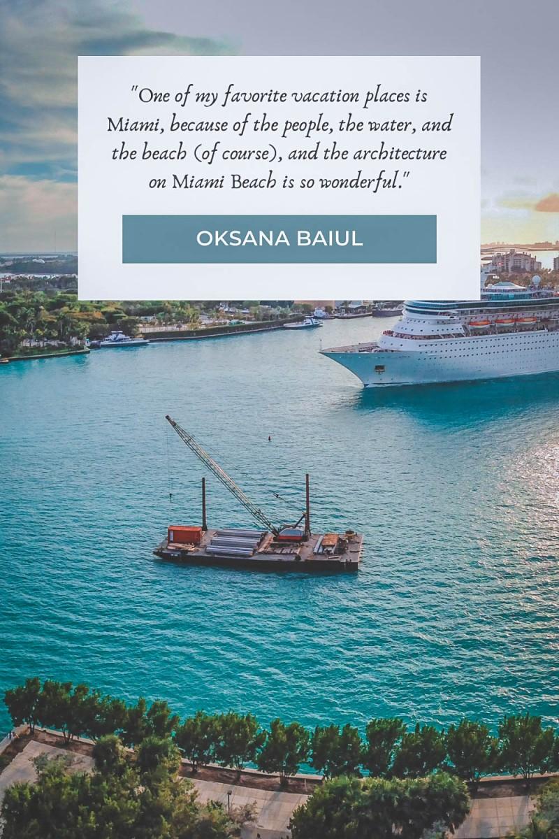 Oksana Baiul Miami quotes