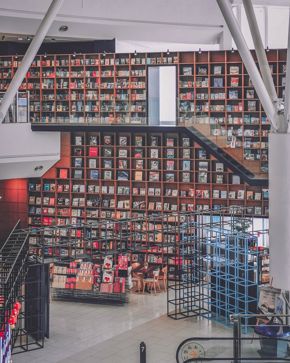best bookstores in the world : BookXcess Malaysia
