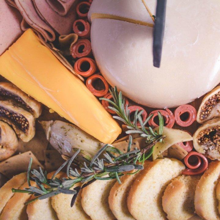 Vegetarian Charcuterie Board