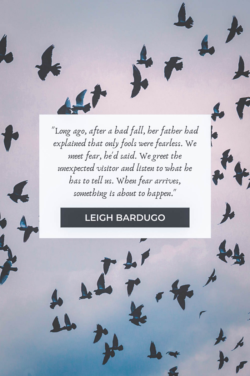 Six Of Crows Inej Quotes