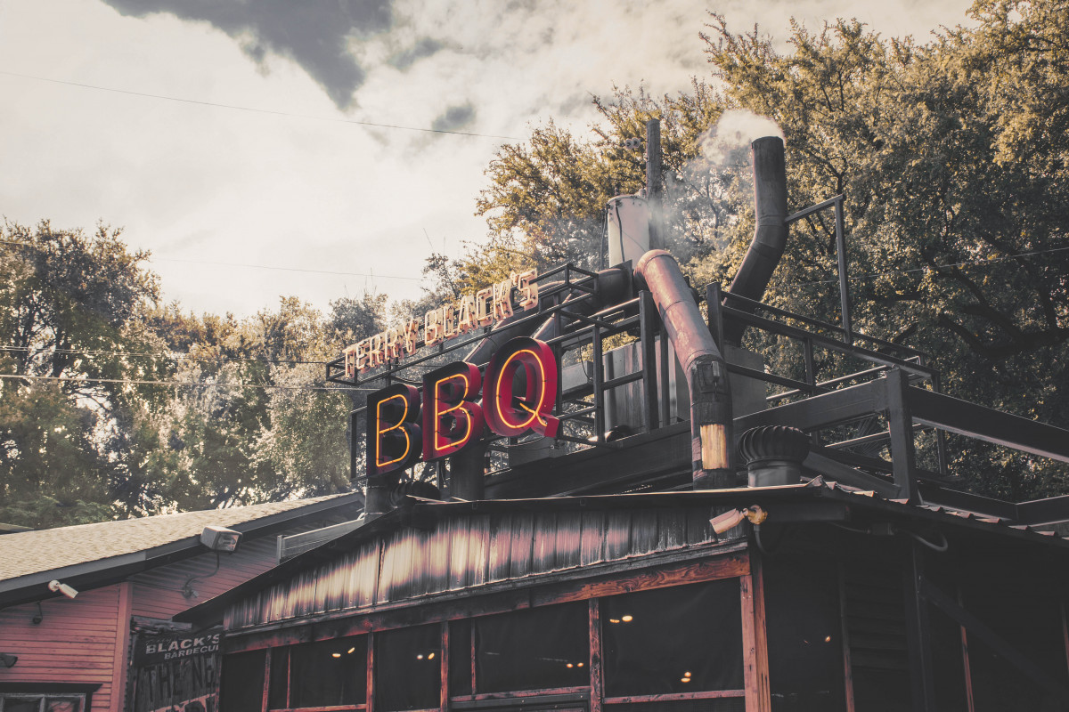 Terry Black's BBQ is one the best places to eat in Austin