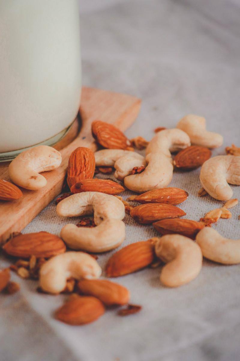 cashew milk