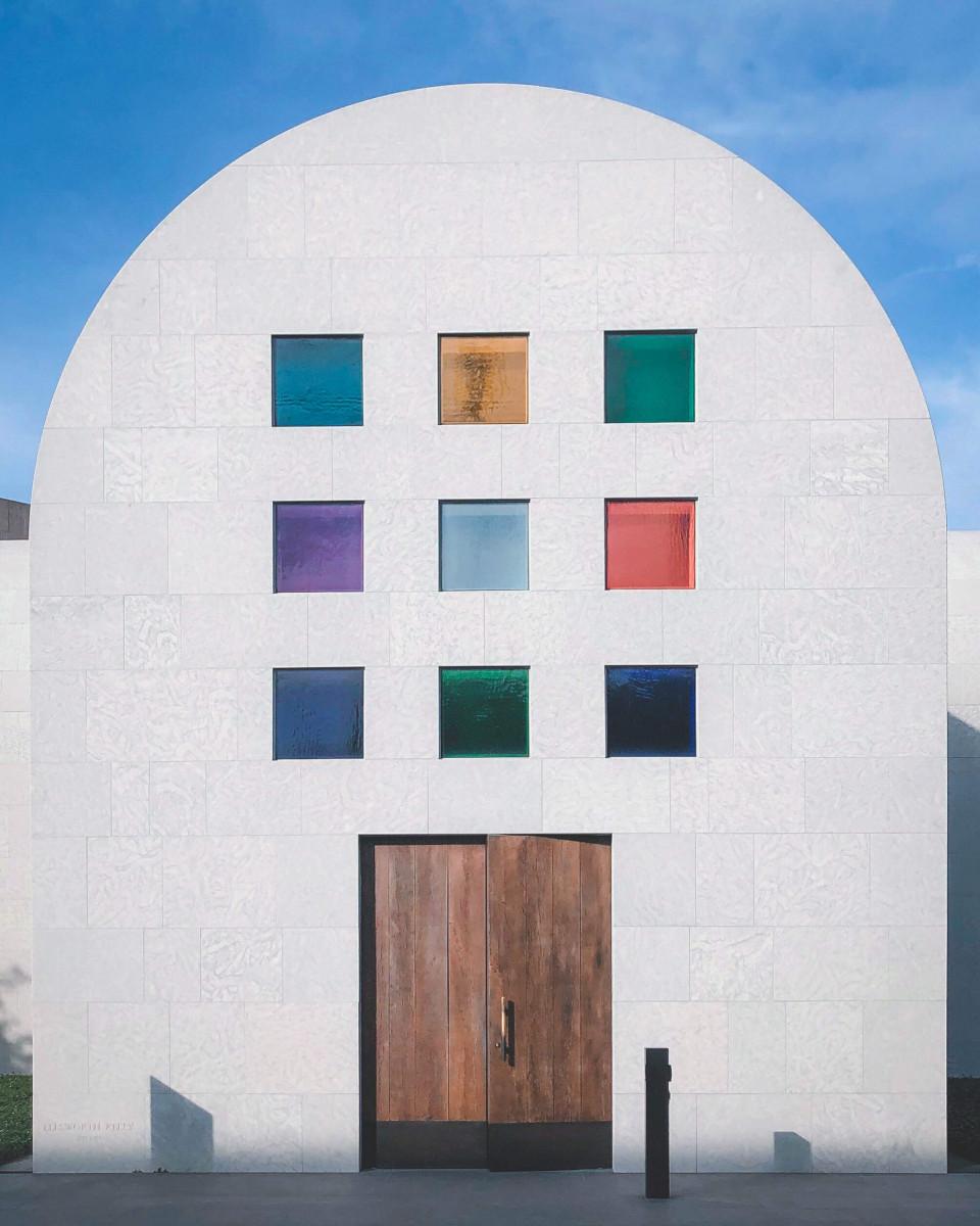 Photo Spots In Austin: Blanton Museum Of Art
