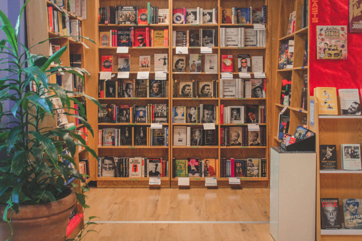 best things to do in Austin for book lovers: BookPeople in Austin