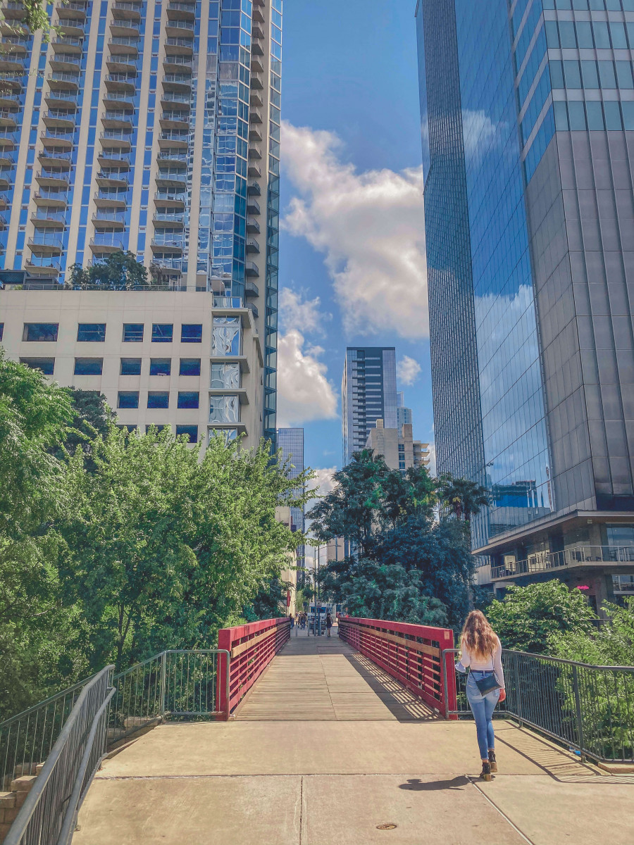 things to do in Austin: take an eco tour of Seaholm District