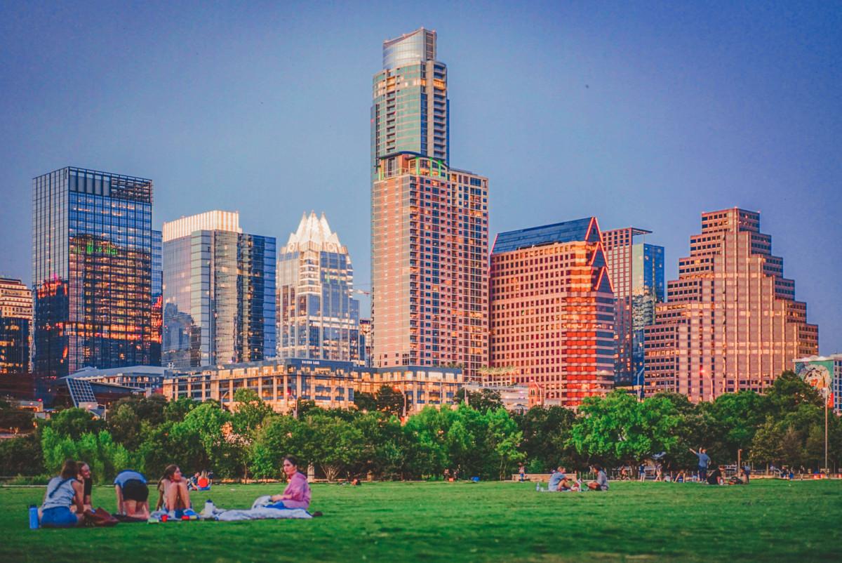 Park in Austin