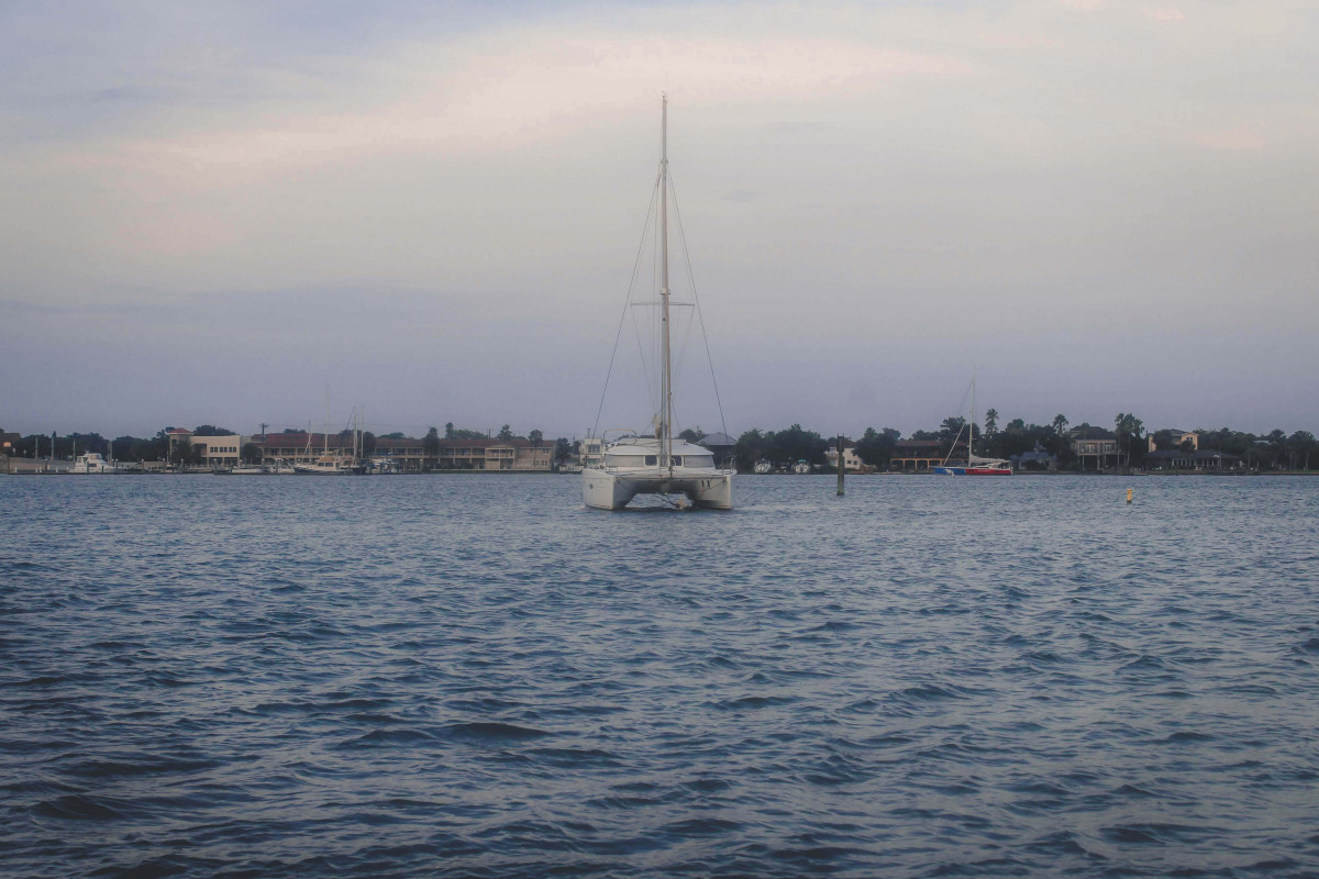 boats on the Matanzas River