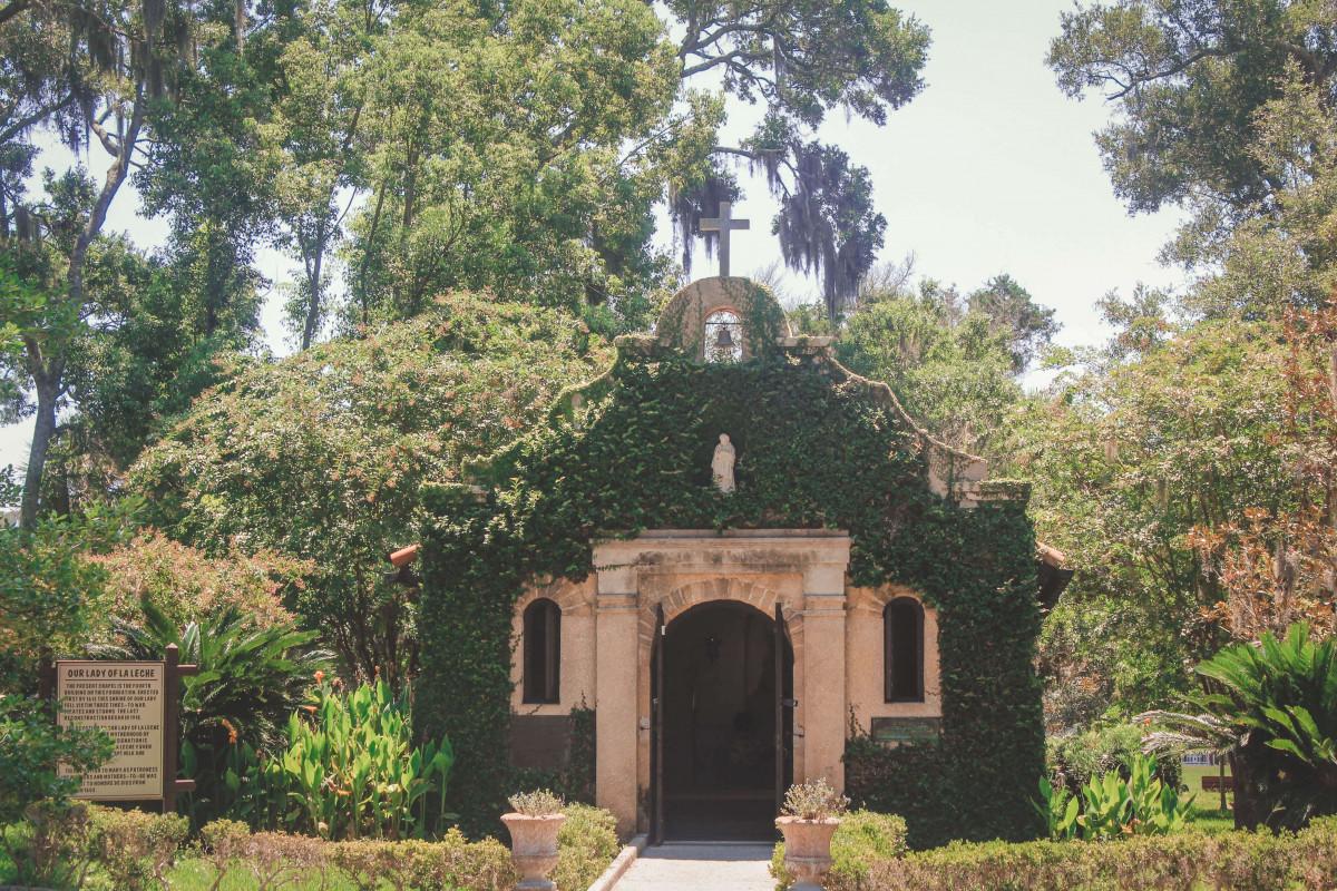things to do in St. Augustine: La Lady De Leche