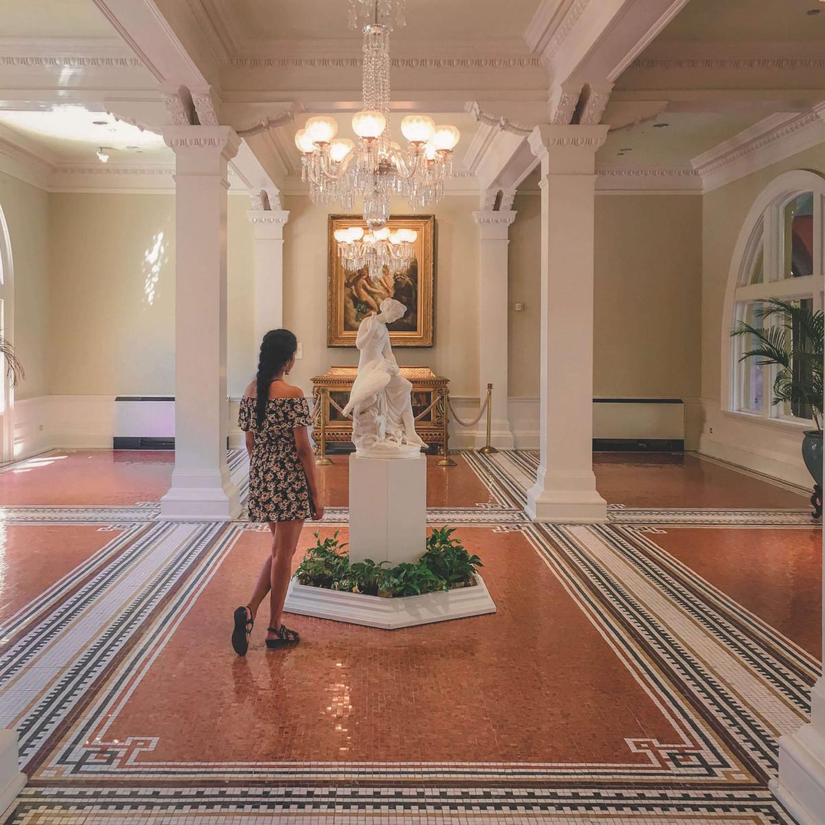 things to do in St. Augustine: Lightner Museum