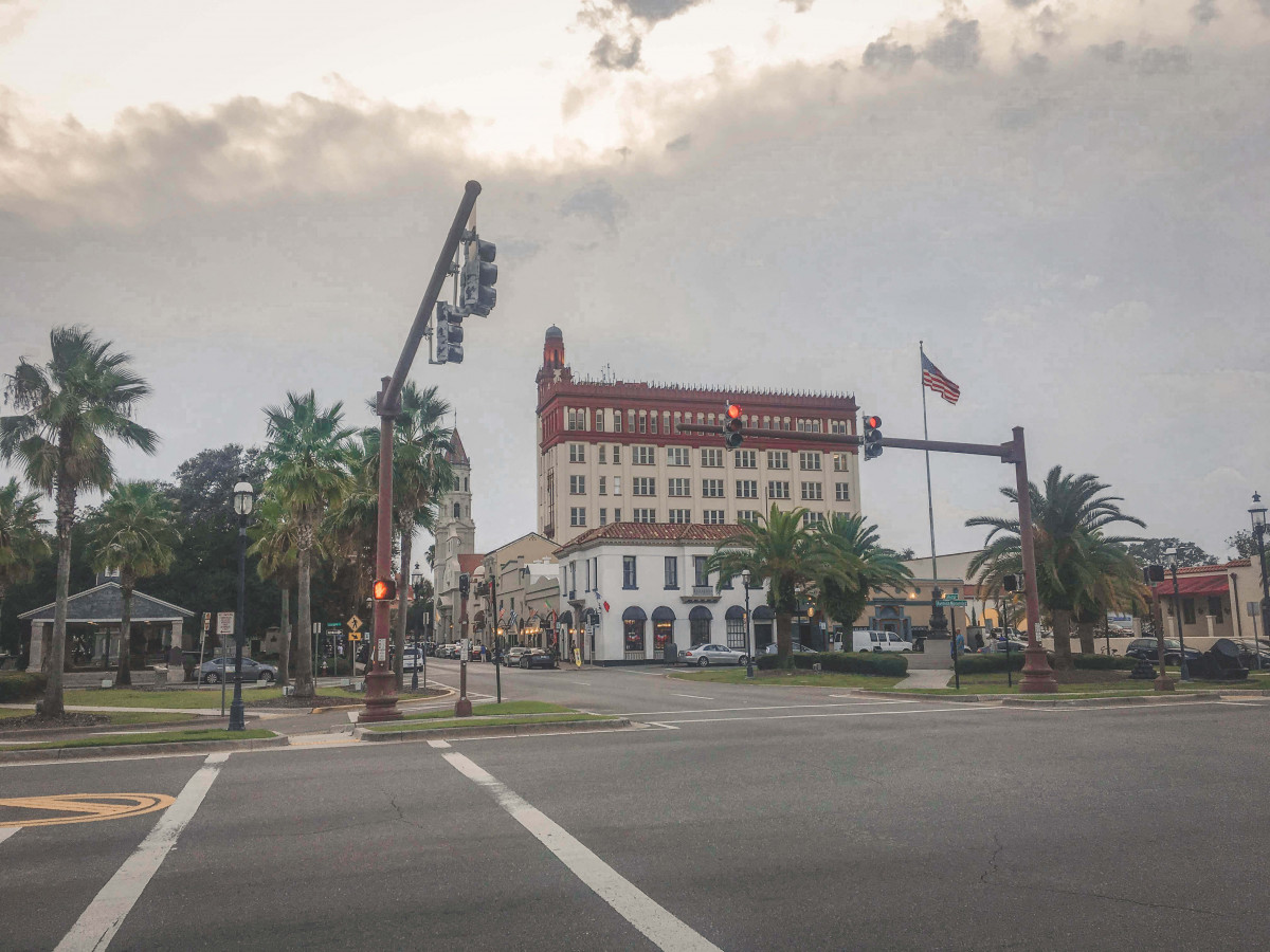 where to stay in St. Augustine, Florida