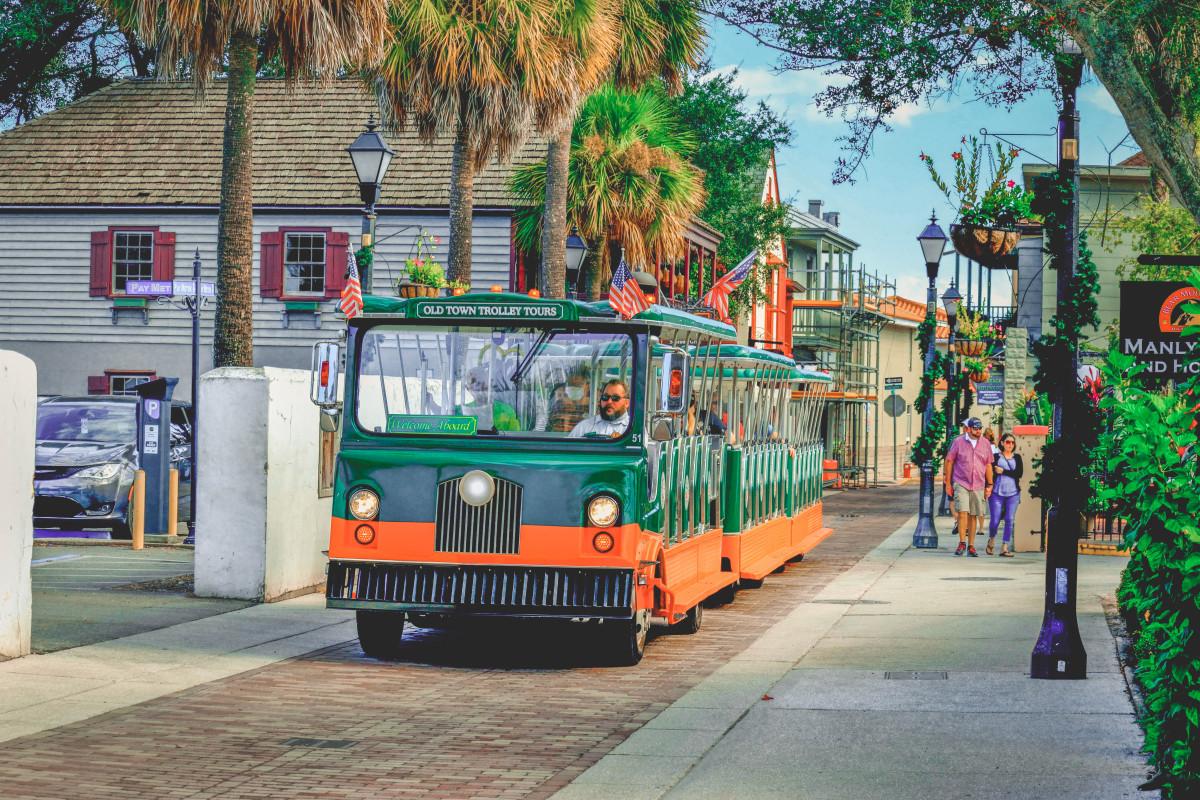Trolley Tour photo